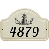 Pineapple Arch Plaque