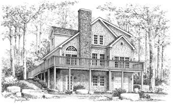 Original house drawings sketches and stationery roland 39 s housewarming gifts Draw your house