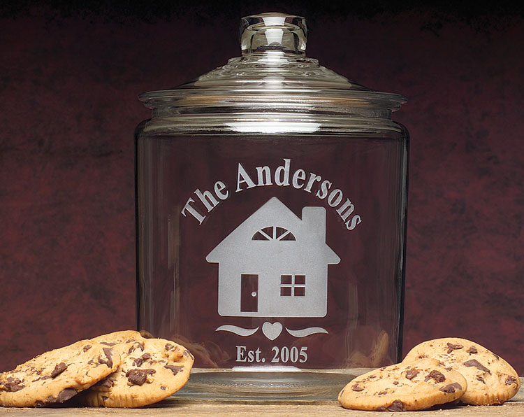 Personalized Cookie Jar Gifts From